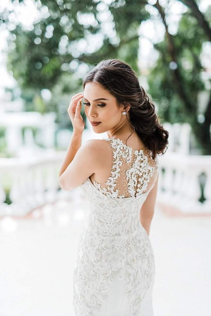 Rau Uson Bridal Collection Editorial Shoot by Bride Idea - 026