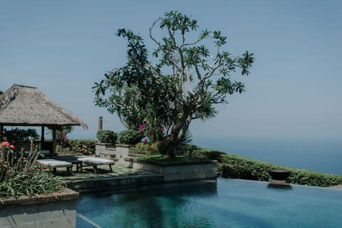 Whimsical Tropical Wedding at Stone House by Tirtha by Tirtha Bali - 014