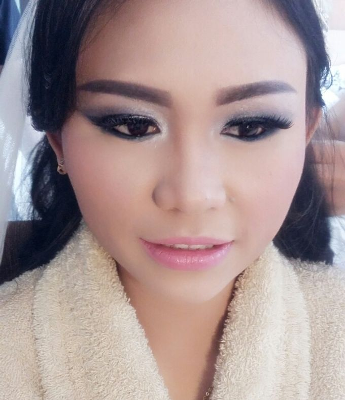 Wedding MakeUp by Weiching Bridal Make Up - 005