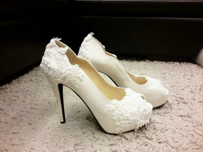 Shoes For Wedding by Moments Shoe - 009