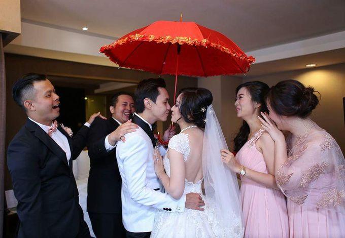 Wedding Day Of Gianzo & Stephanie by Edelweis Organizer - 002