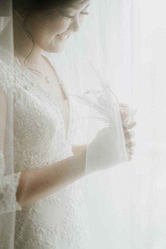 THE WEDDING OF EXHAUDI & FELICIA by The Wedding Boutique - 004