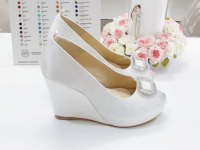 Shoes For Wedding by Moments Shoe - 010