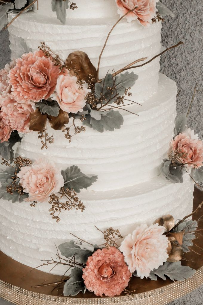 The Wedding of Winson & Jennifer by KAIA Cakes & Co. - 013