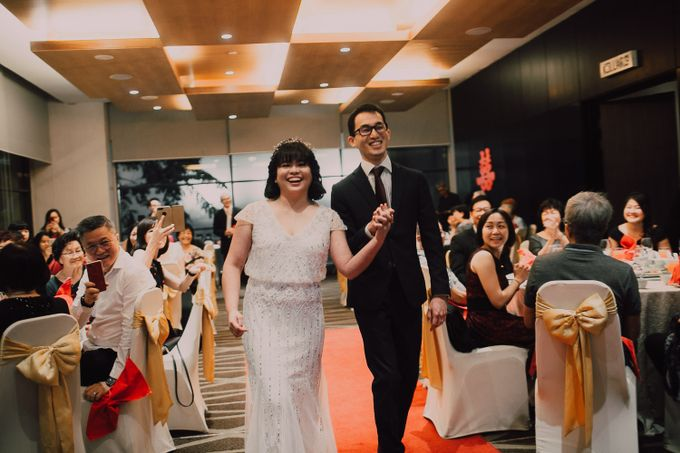 Wedding reception at Ghotel by Amelia Soo photography - 015
