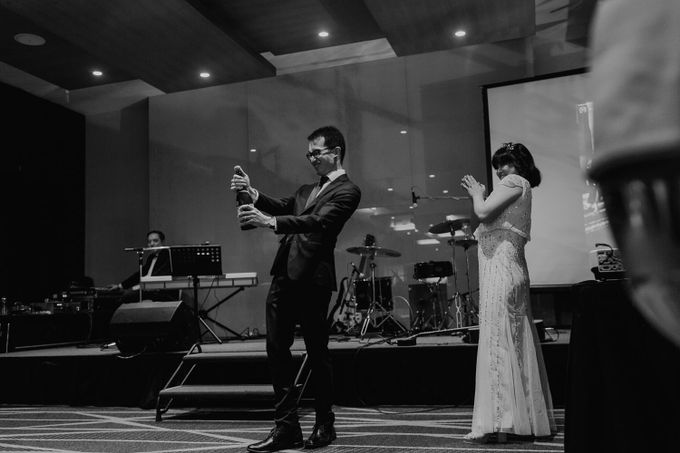 Wedding reception at Ghotel by Amelia Soo photography - 018