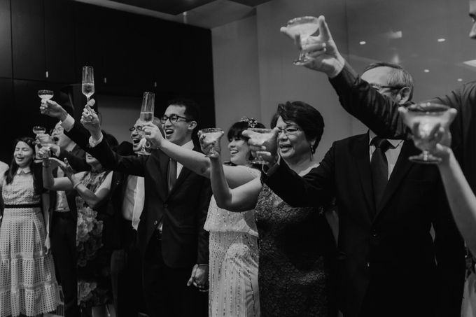 Wedding reception at Ghotel by Amelia Soo photography - 021