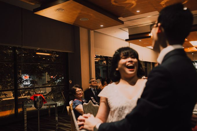 Wedding reception at Ghotel by Amelia Soo photography - 024