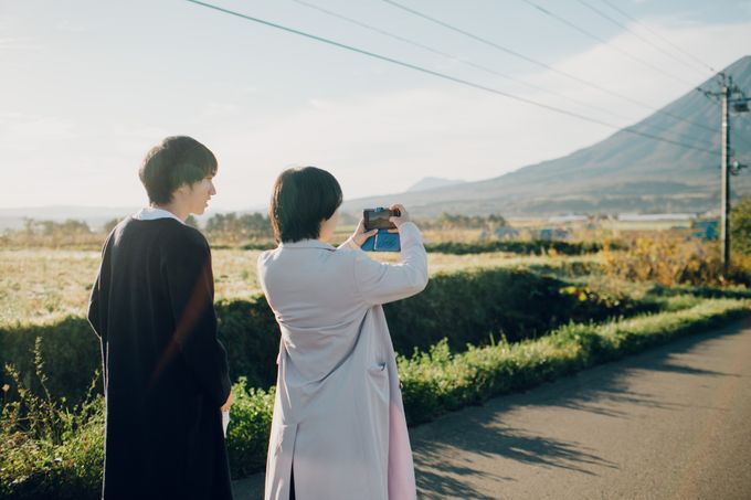 Japan Engagement shoot by Amelia Soo photography - 002