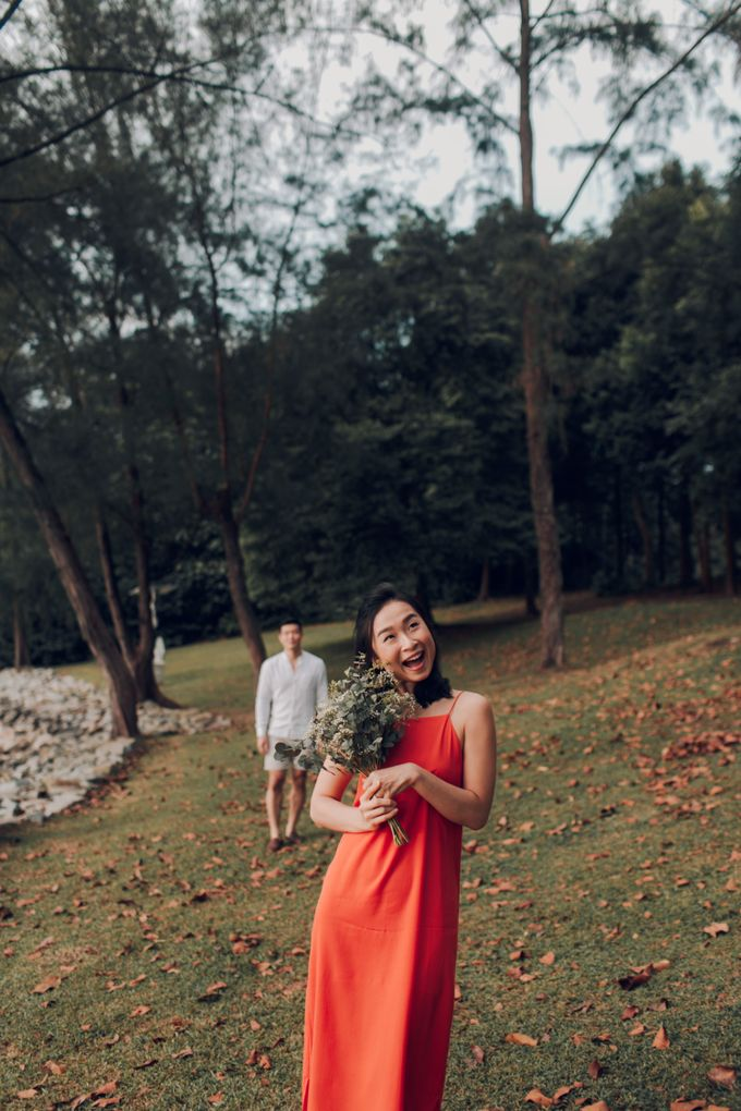 Singapore Prewedding shoot by Amelia Soo photography - 004
