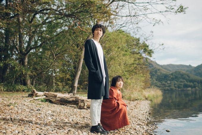 TOYA LAKE COUPLE SHOOTING by LANDRESS WEDDING - 001