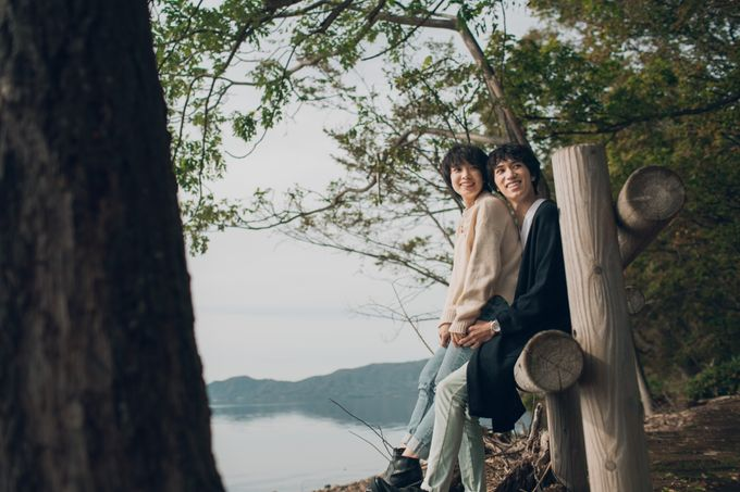 Japan Engagement shoot by Amelia Soo photography - 027