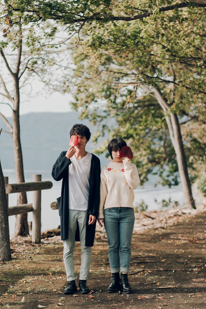 Japan Engagement shoot by Amelia Soo photography - 031