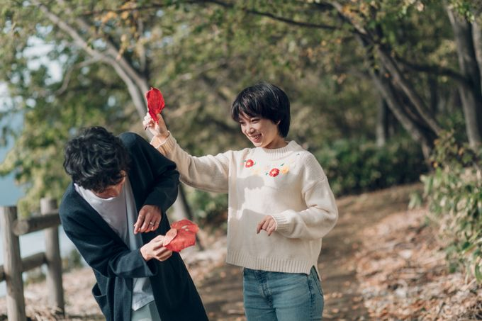 Japan Engagement shoot by Amelia Soo photography - 033