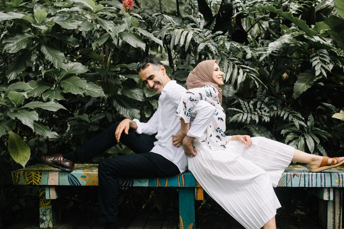 Tropical forest elopement by Amelia Soo photography - 004
