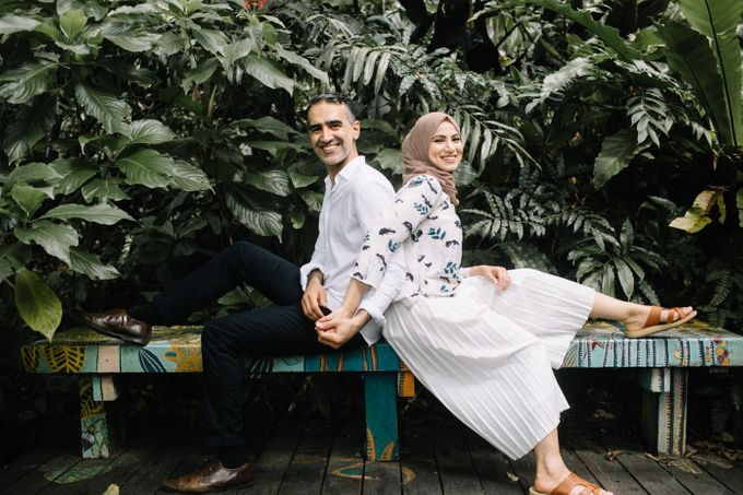 Tropical forest elopement by Amelia Soo photography - 003