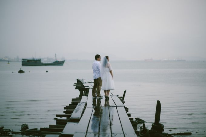 Film Prewedding by Amelia Soo photography - 006