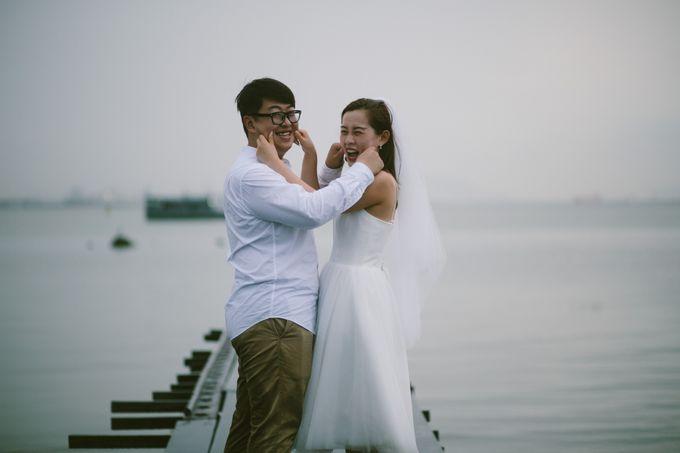 Film Prewedding by Amelia Soo photography - 012