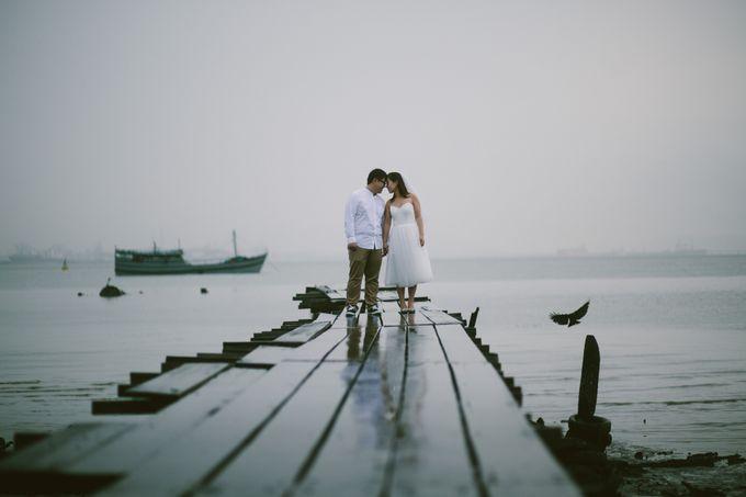 Film Prewedding by Amelia Soo photography - 002
