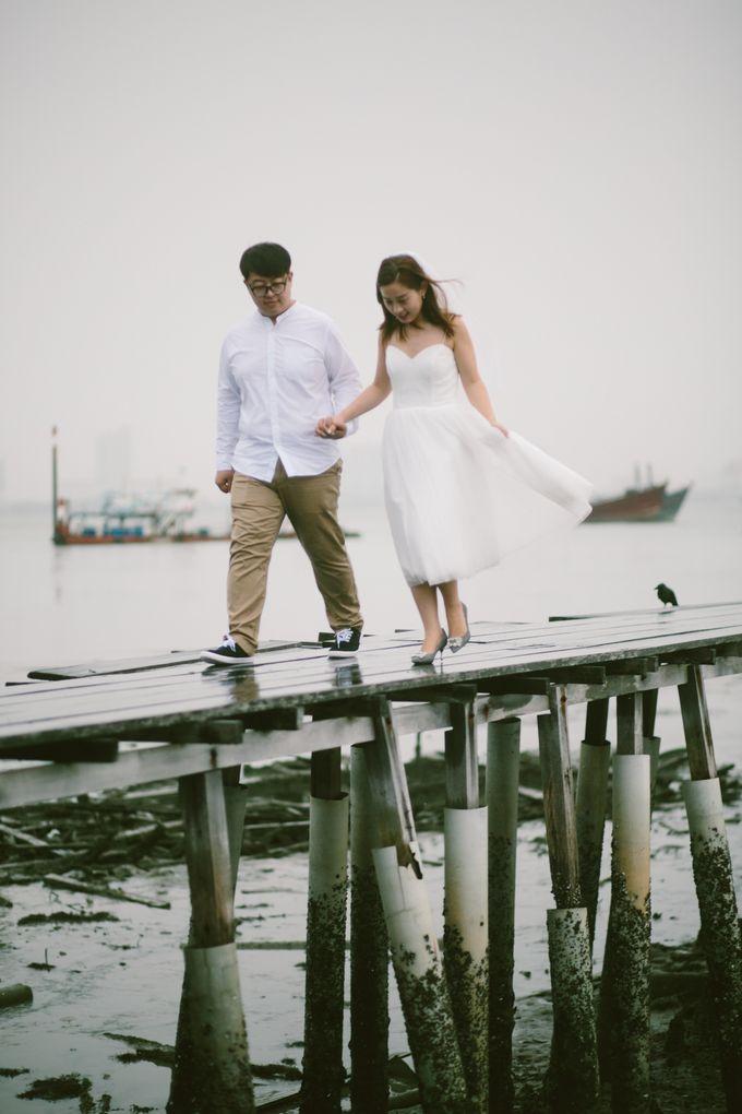 Film Prewedding by Amelia Soo photography - 010