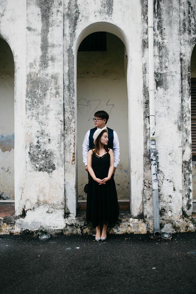 Film Prewedding by Amelia Soo photography - 028