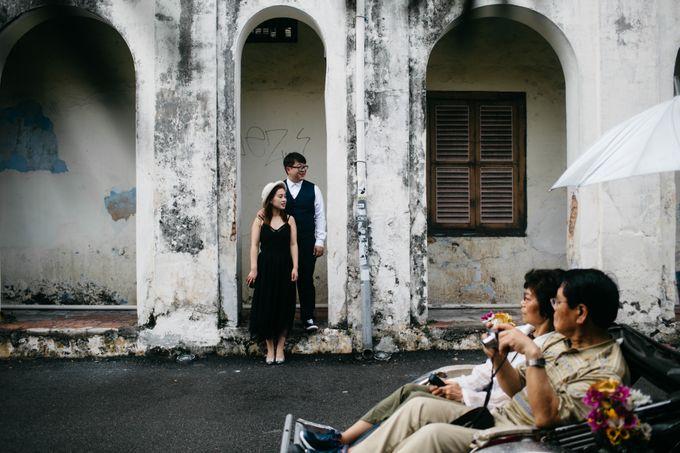 Film Prewedding by Amelia Soo photography - 027