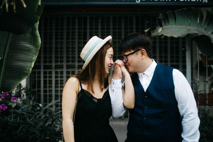 Film Prewedding by Amelia Soo photography - 022