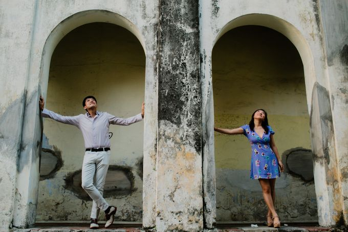 Casual engagement shoot in Penang by Amelia Soo photography - 003