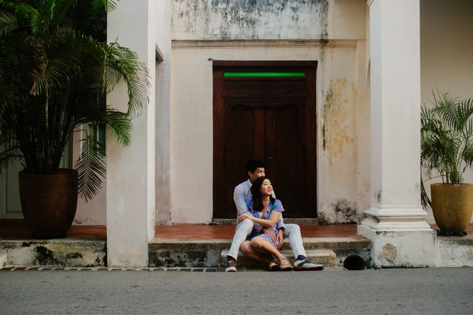 Casual engagement shoot in Penang by Amelia Soo photography - 005