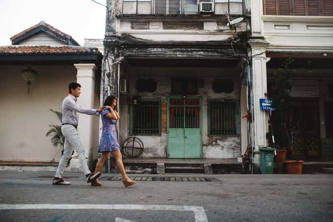 Casual engagement shoot in Penang by Amelia Soo photography - 007