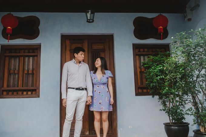 Casual engagement shoot in Penang by Amelia Soo photography - 010
