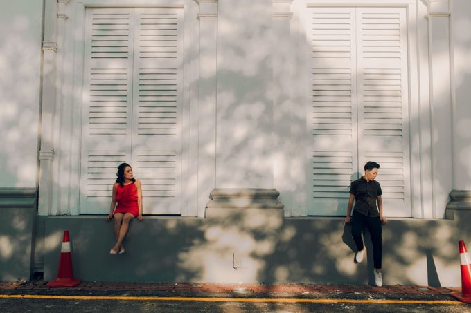 Sunset casual couple shoot in Penang by Amelia Soo photography - 014