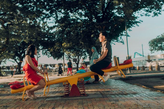 Sunset casual couple shoot in Penang by Amelia Soo photography - 021