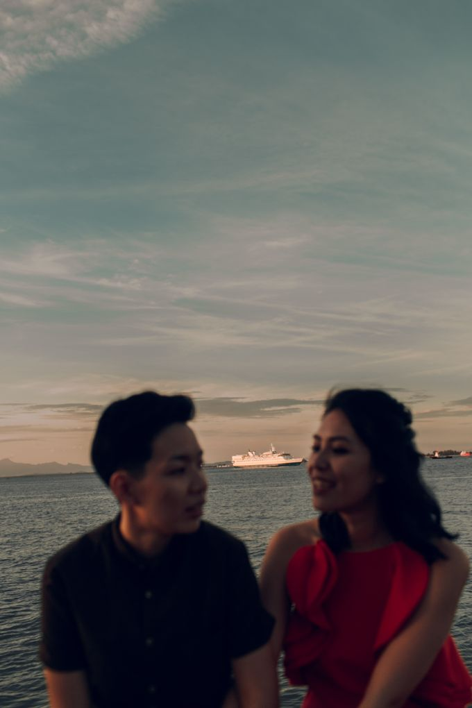 Sunset casual couple shoot in Penang by Amelia Soo photography - 045