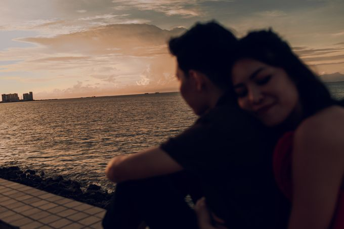 Sunset casual couple shoot in Penang by Amelia Soo photography - 047