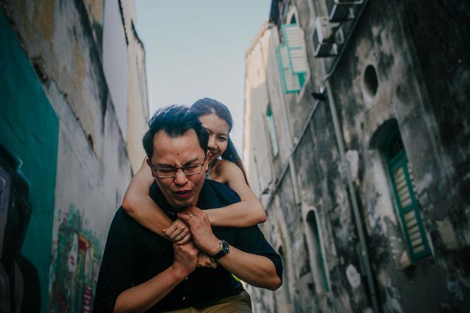 Penang Prewedding shoot by Amelia Soo photography - 028
