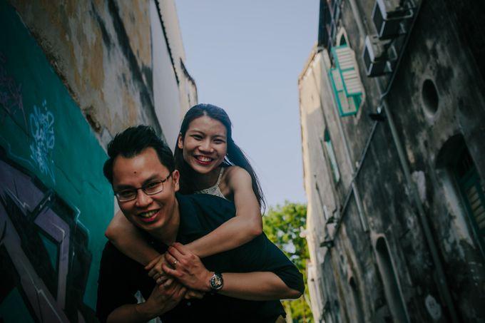 Penang Prewedding shoot by Amelia Soo photography - 029