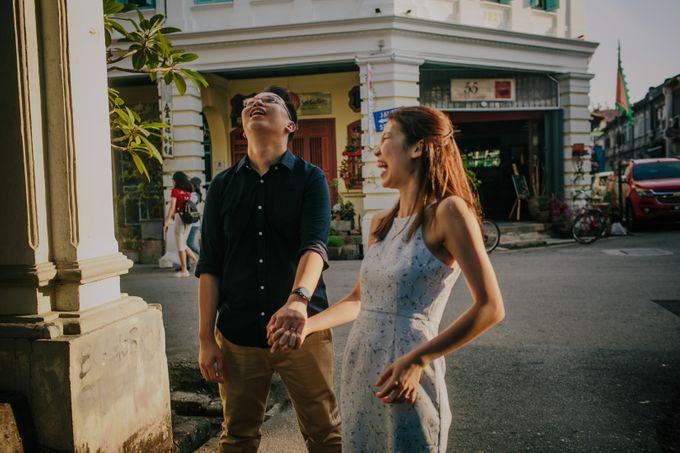 Penang Prewedding shoot by Amelia Soo photography - 030