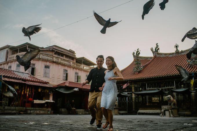 Penang Prewedding shoot by Amelia Soo photography - 041