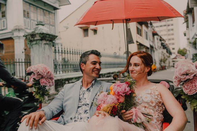 Intimate wedding at Seven Terraces by Amelia Soo photography - 040