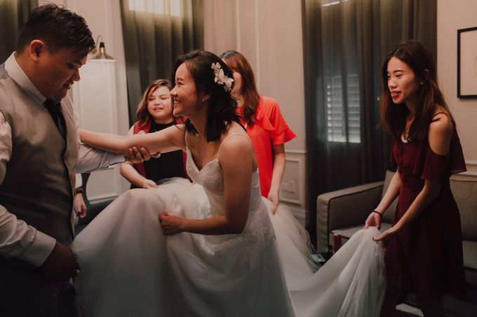 Morning tea ceremony at the Edison Hotel by Amelia Soo photography - 046