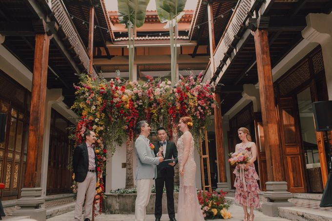 Micro Wedding in Penang by Amelia Soo photography - 019