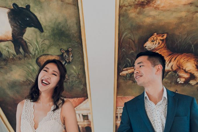 Singapore Prewedding shoot by Amelia Soo photography - 001