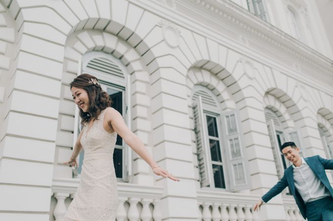 Singapore Prewedding shoot by Amelia Soo photography - 003