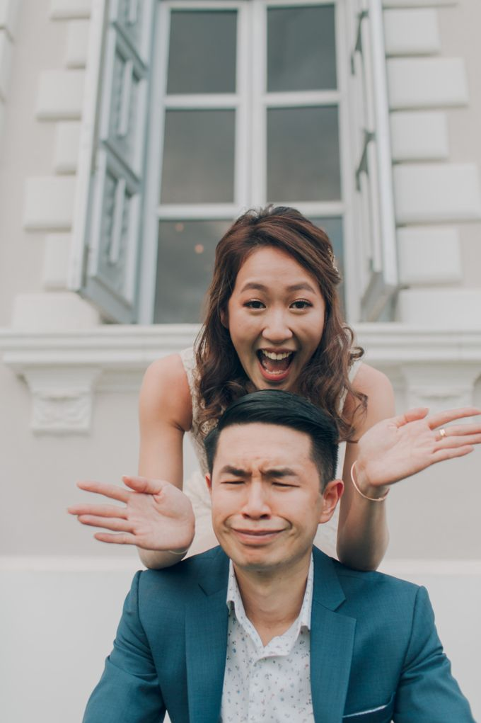 Singapore Prewedding shoot by Amelia Soo photography - 005
