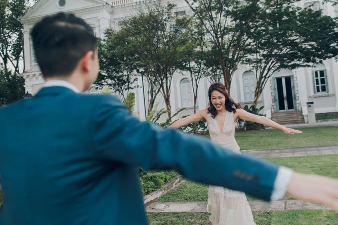 Singapore Prewedding shoot by Amelia Soo photography - 008
