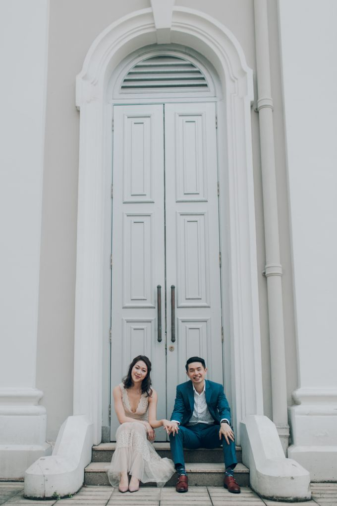 Singapore Prewedding shoot by Amelia Soo photography - 017