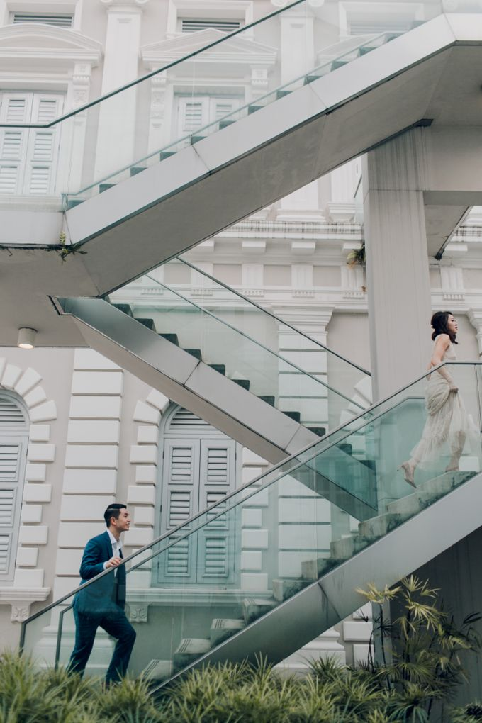 Singapore Prewedding shoot by Amelia Soo photography - 020