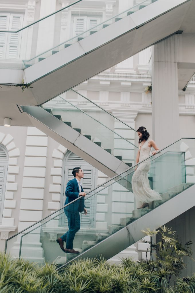 Singapore Prewedding shoot by Amelia Soo photography - 021