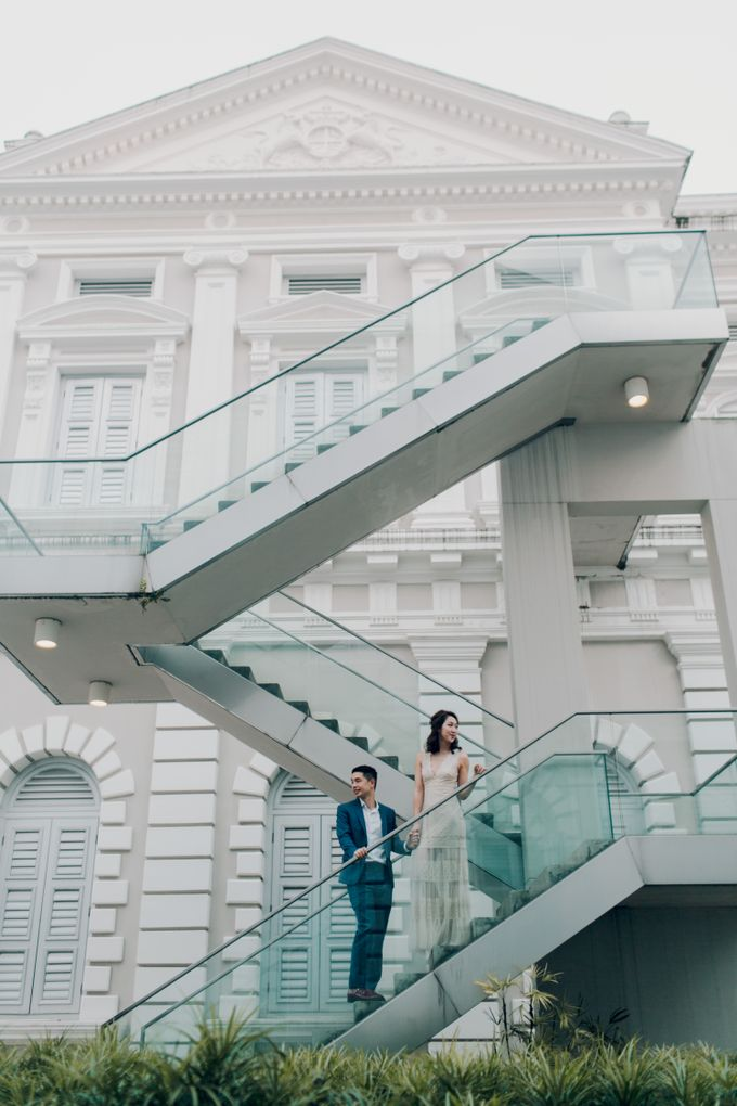 Singapore Prewedding shoot by Amelia Soo photography - 022